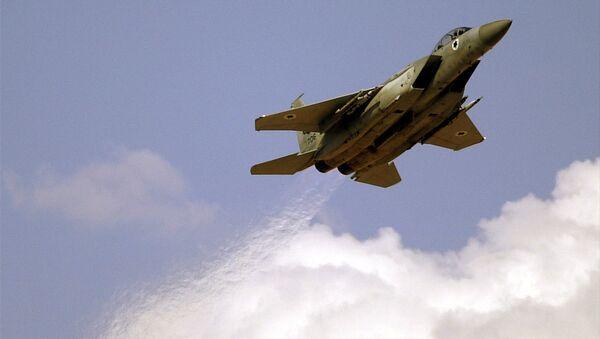 Un F-15 israeliano - Sputnik Italia