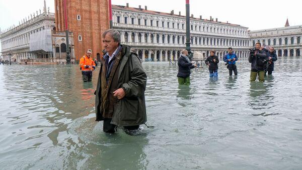 Luigi Brugnaro, sindaco di Venezia - Sputnik Italia