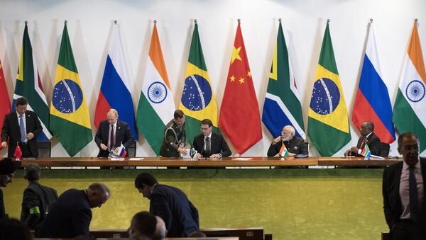Il Summit del BRICS in Brasile - Sputnik Italia