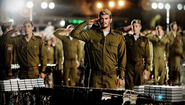 Le forze della difesa israeliane - Sputnik Italia
