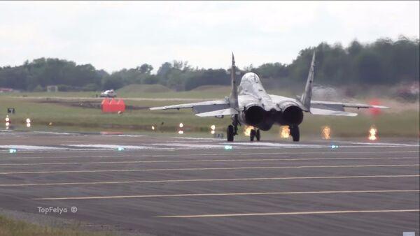 MiG-29 - Sputnik Italia