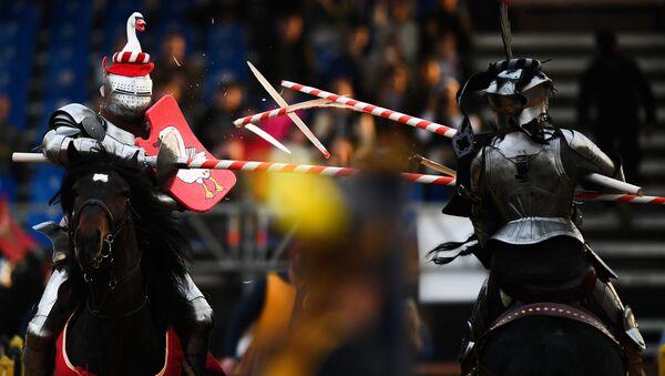 Cavalieri a duello - Sputnik Italia