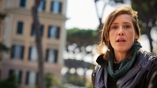 Ilaria Cucchi - Sputnik Italia