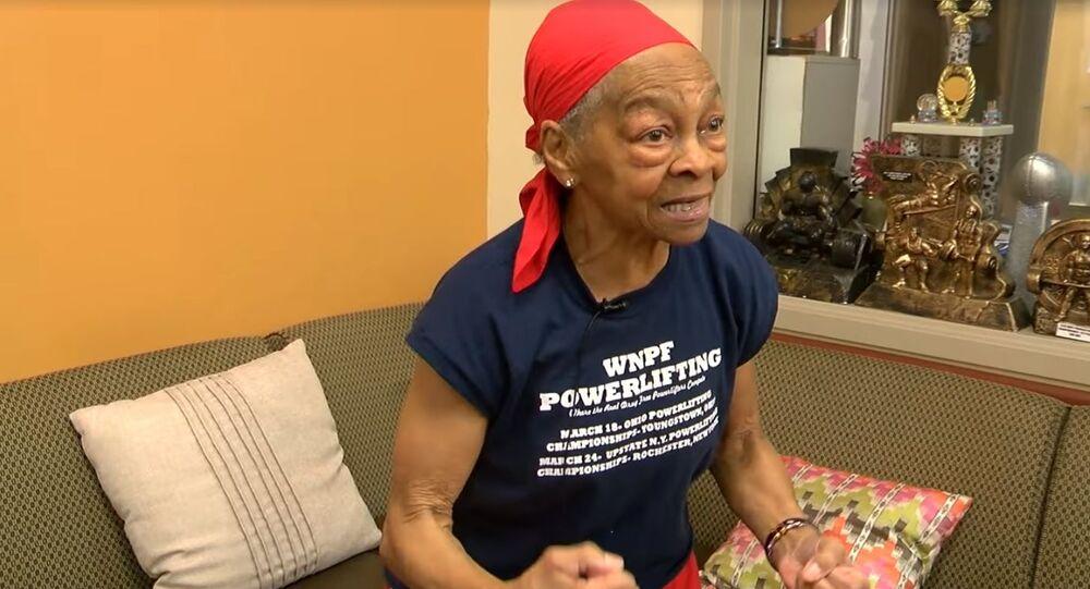 Willie Murphy, nonna-bodybuilder di 82 anni