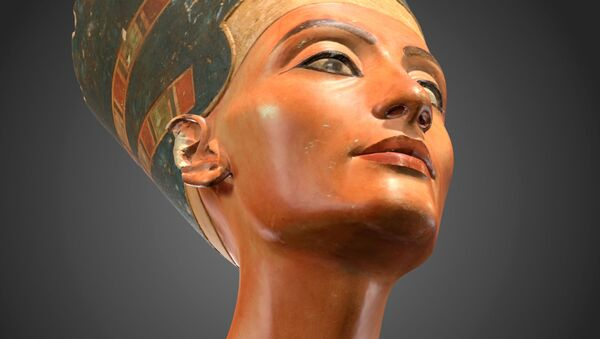 Busto di Nefertiti - Sputnik Italia