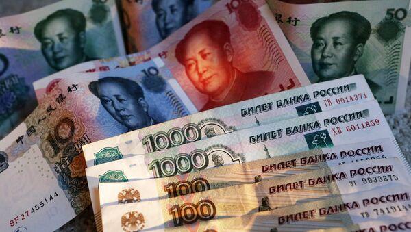 Rublo e yuan - Sputnik Italia