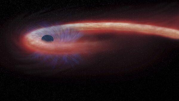 buco nero - Sputnik Italia