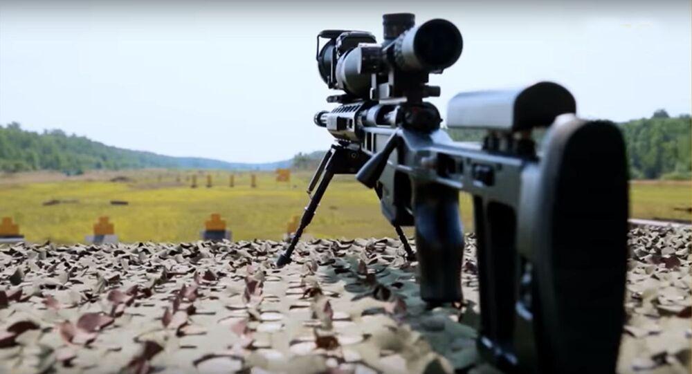 Fucile ad alta precisione ORSIS