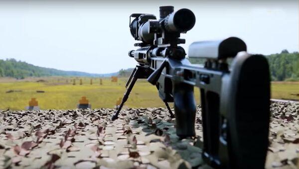 Fucile ad alta precisione ORSIS - Sputnik Italia