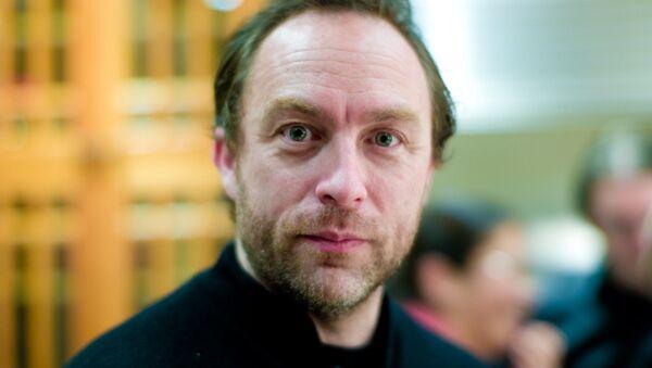 Jimmy Wales - Sputnik Italia