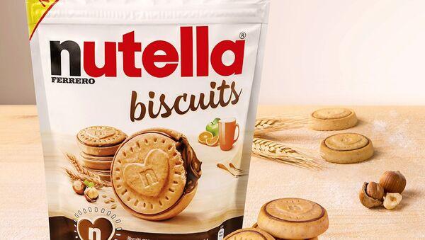 I biscotti Nutella Biscuits - Sputnik Italia