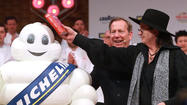 Mark Veyrat guida Michelin - Sputnik Italia