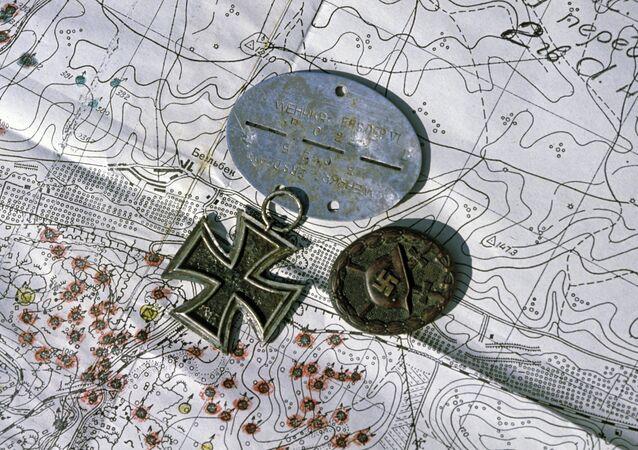 Le medaglie naziste