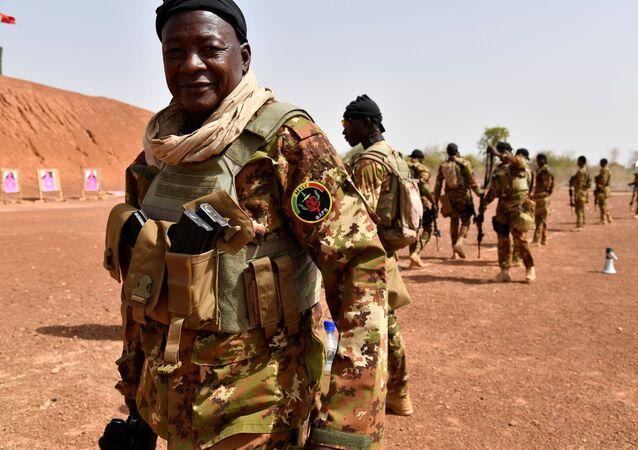 Militare Mali