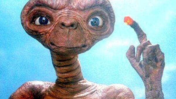 E.T. l'extraterrestre - Sputnik Italia