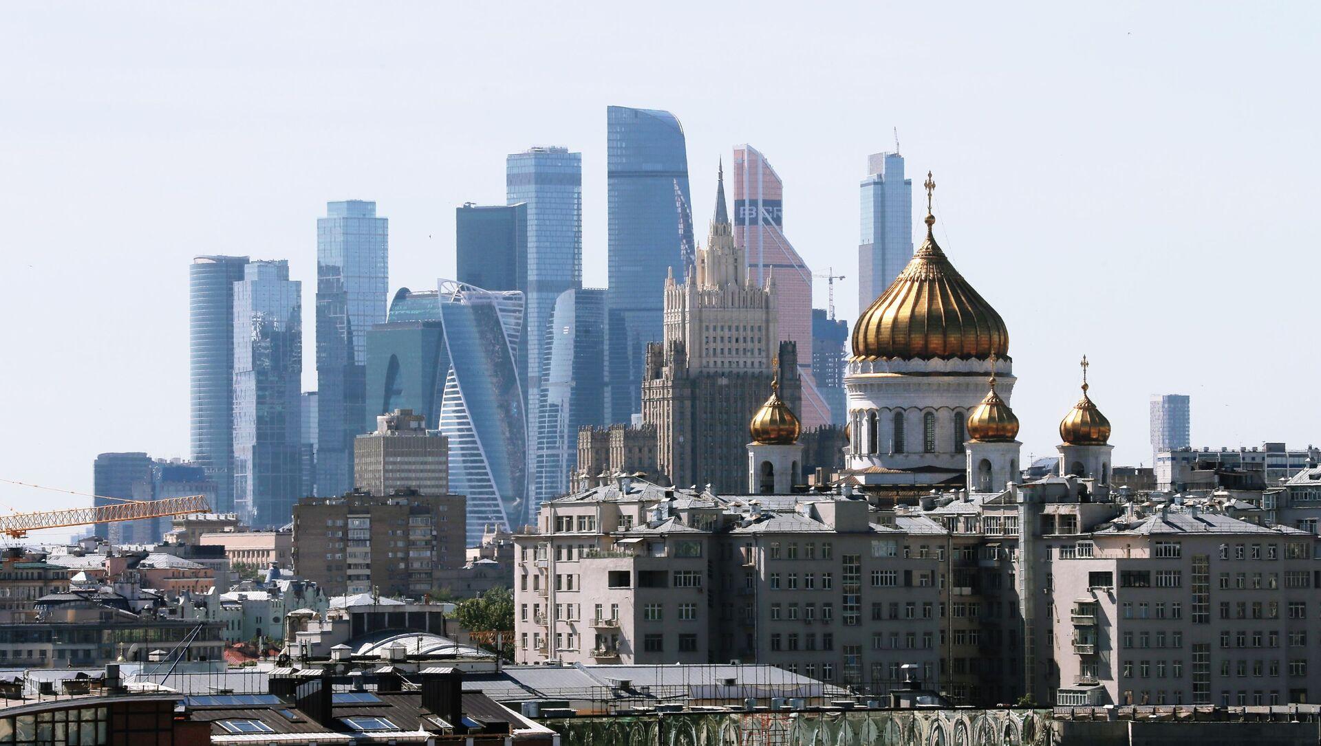 Una vista del centro di Mosca - Sputnik Italia, 1920, 13.05.2021