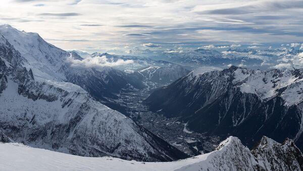 Il monte bianco - Sputnik Italia