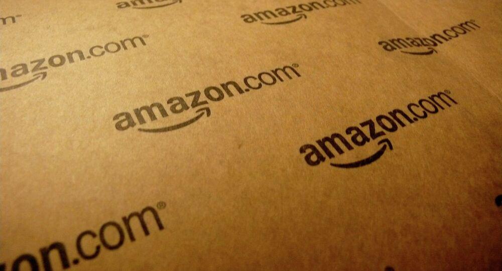 Pacco di Amazon