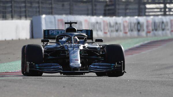 La Mercedes di Lewis Hamilton - Sputnik Italia