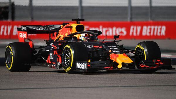 Max Verstappen su Red Bull - Sputnik Italia
