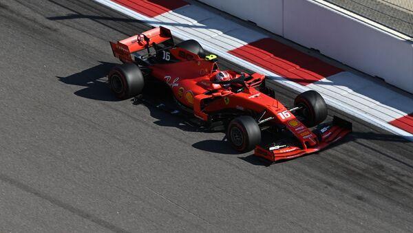 La Ferrari di Charles Leclerc - Sputnik Italia