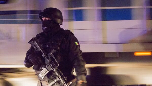 Polizia messicana - Sputnik Italia
