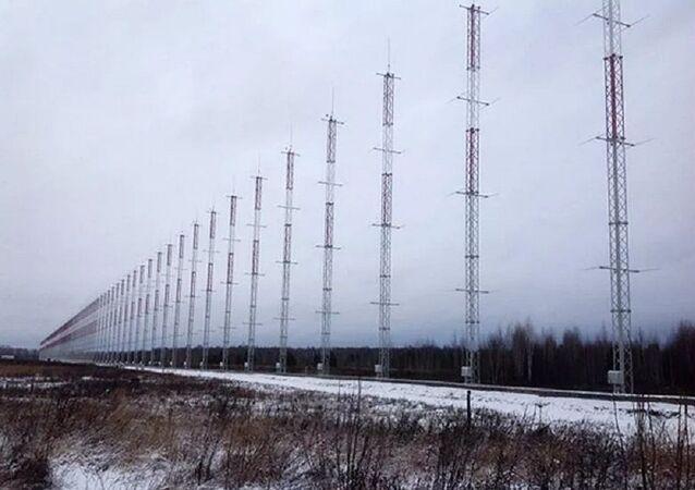 Radar Container