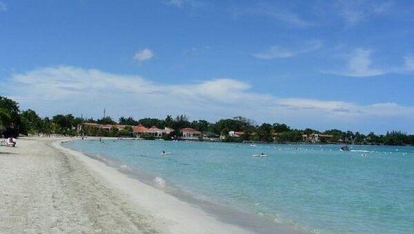 Spiaggia di Negril, Giamaica - Sputnik Italia