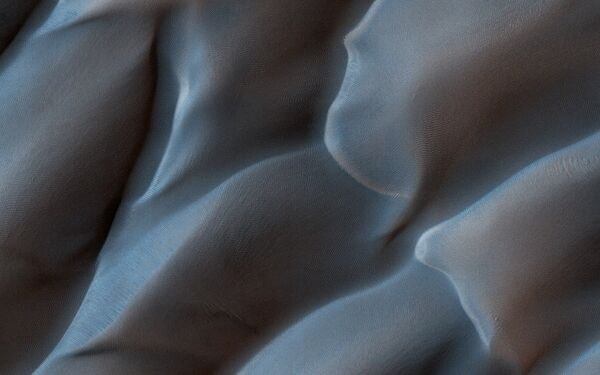 Dune marziane - Sputnik Italia