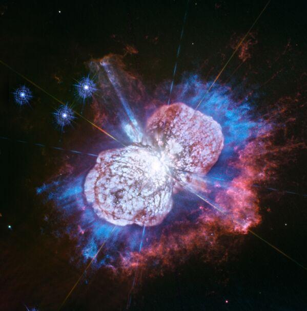 Eta Carinae, la più grande stella della Via Lattea e potenziale distruttrice della vita sulla Terra - Sputnik Italia