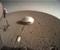 La trivella HP3 montata sulla superficie di Marte
