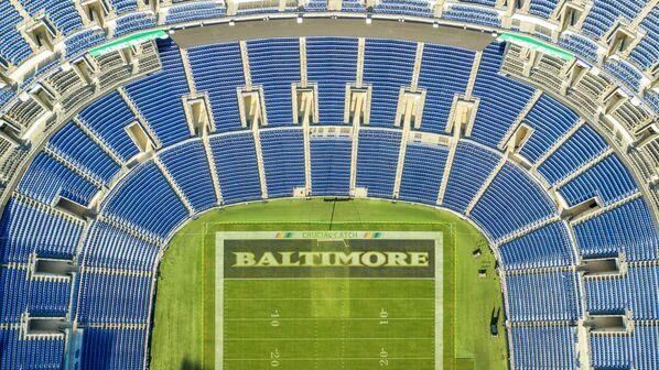 M&T Bank Stadium a Baltimora, Maryland, USA - Sputnik Italia