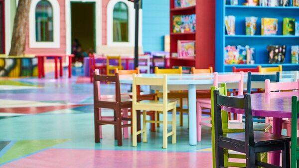 Scuola infanzia  - Sputnik Italia