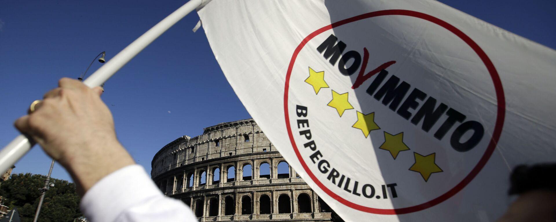 MoVimento 5 stelle - Sputnik Italia, 1920, 16.02.2021