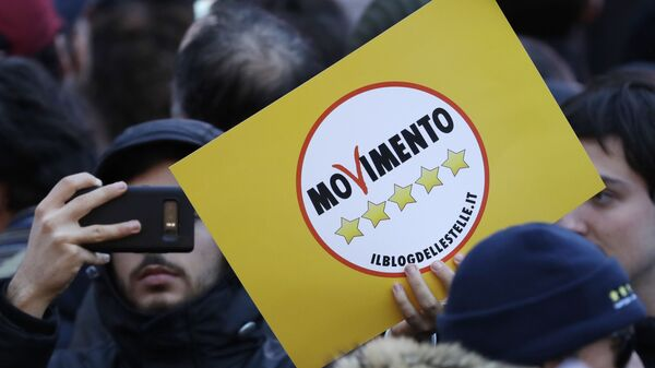 MoVimento 5 stelle - Sputnik Italia