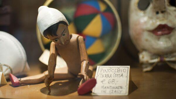 Pinocchio - Sputnik Italia