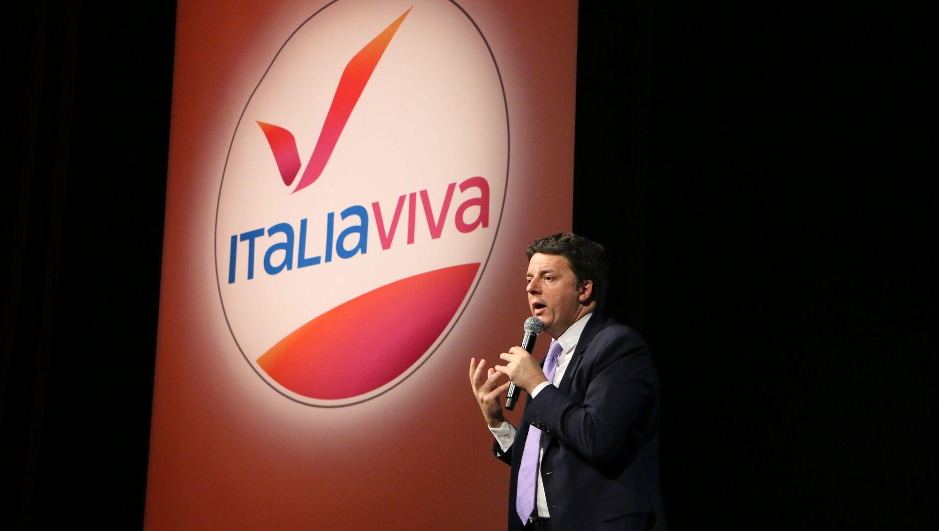 Matteo Renzi - Sputnik Italia, 1920, 20.03.2021