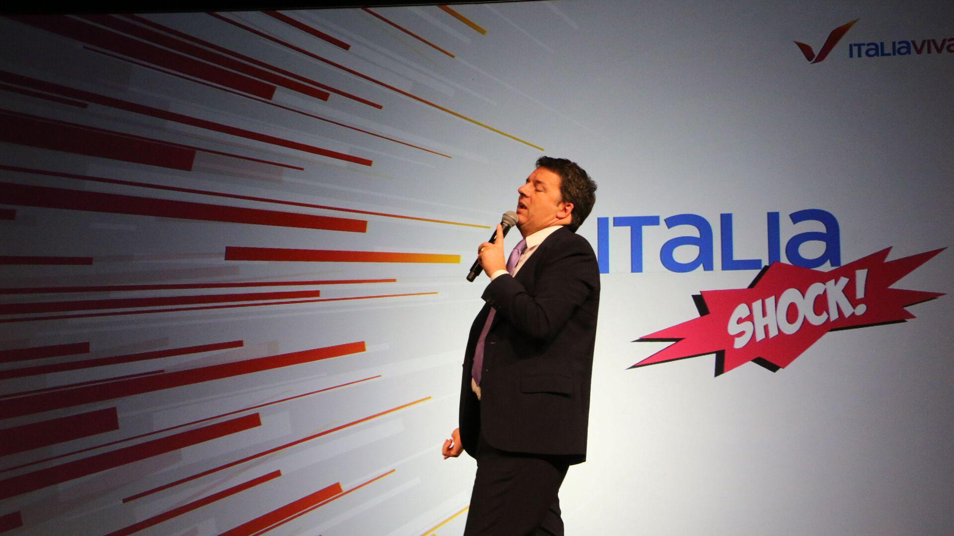 Matteo Renzi - Sputnik Italia, 1920, 05.07.2021