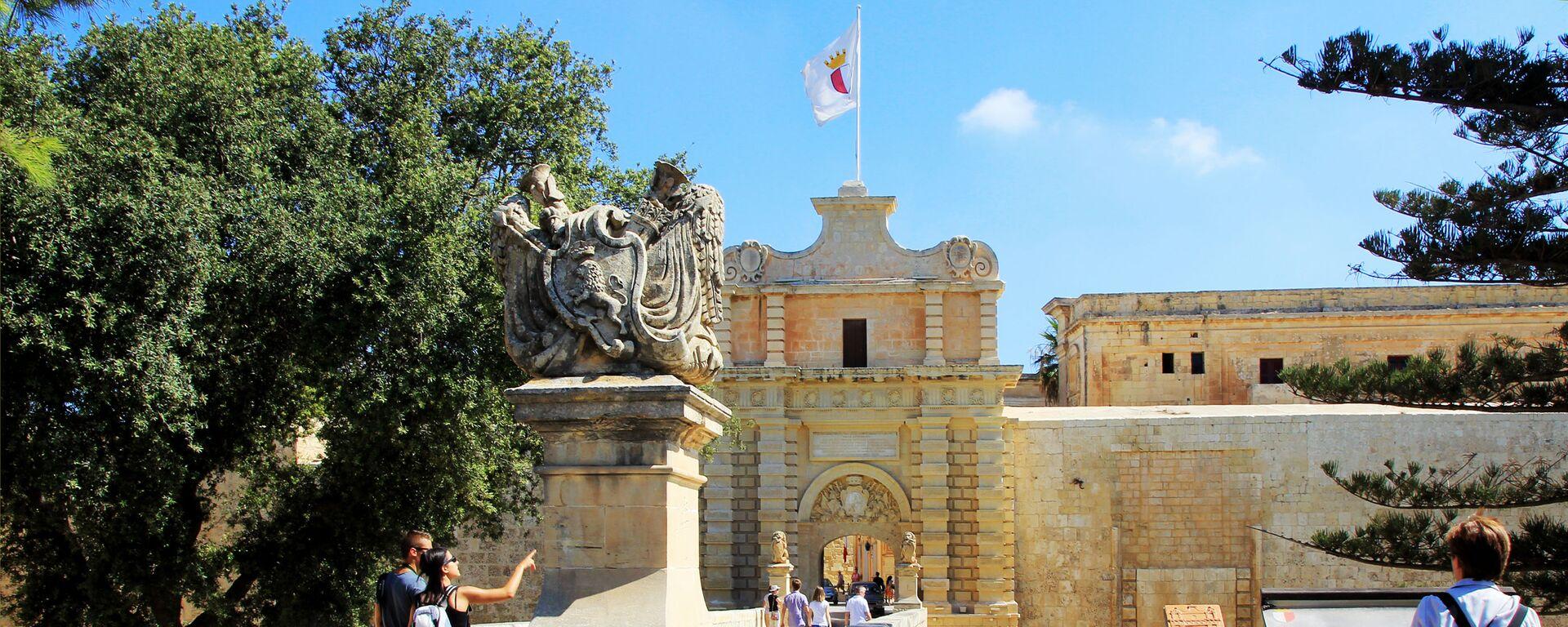 Le porte della Mdina di Rabat a Malta - Sputnik Italia, 1920, 10.07.2021