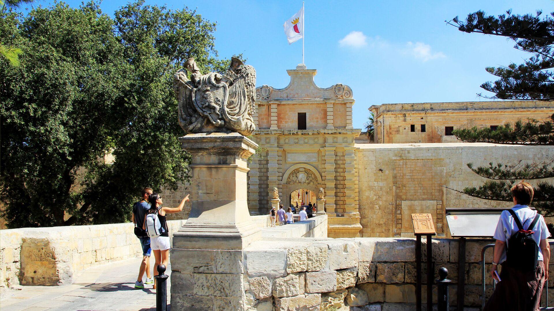 Le porte della Mdina di Rabat a Malta - Sputnik Italia, 1920, 01.04.2021