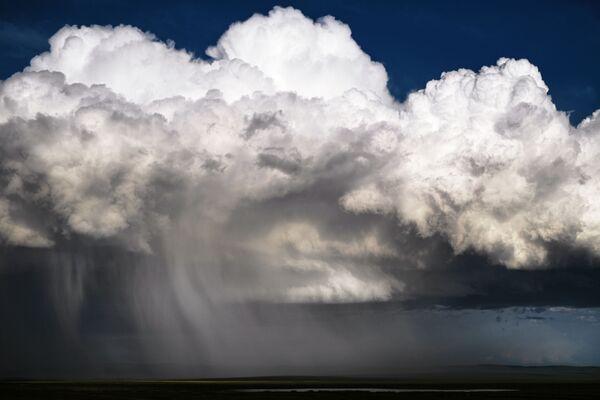 Nuvole in Mongolia. - Sputnik Italia