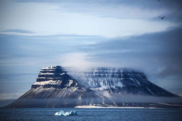 L'archipelago artico della Terra di Francesco-Giuseppe. - Sputnik Italia