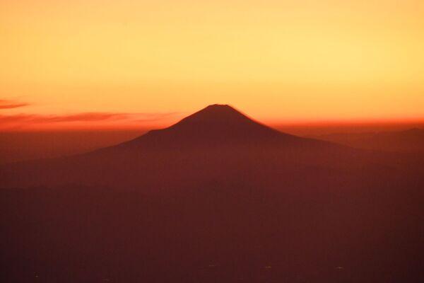 Il Monte Fuji in Giappone. - Sputnik Italia