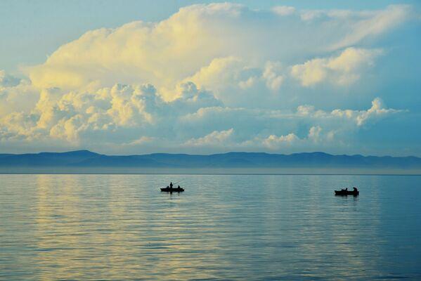 Il lago Baikal.  - Sputnik Italia