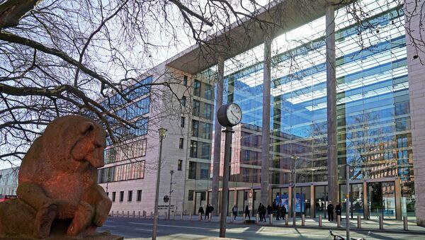 Здание Министерства иностранных дел Германии в Берлине - Sputnik Italia