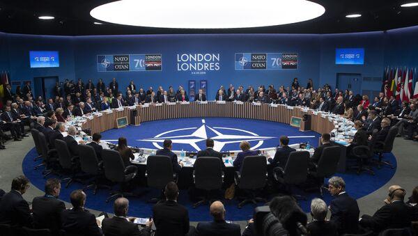 La sessione plenaria del Summit NATO a Londra - Sputnik Italia