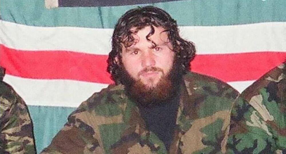 Zelimkhan Khangoshvili, georgiano ucciso a Berlino, in foto con ribelli islamisti e indipendentisti ceceni