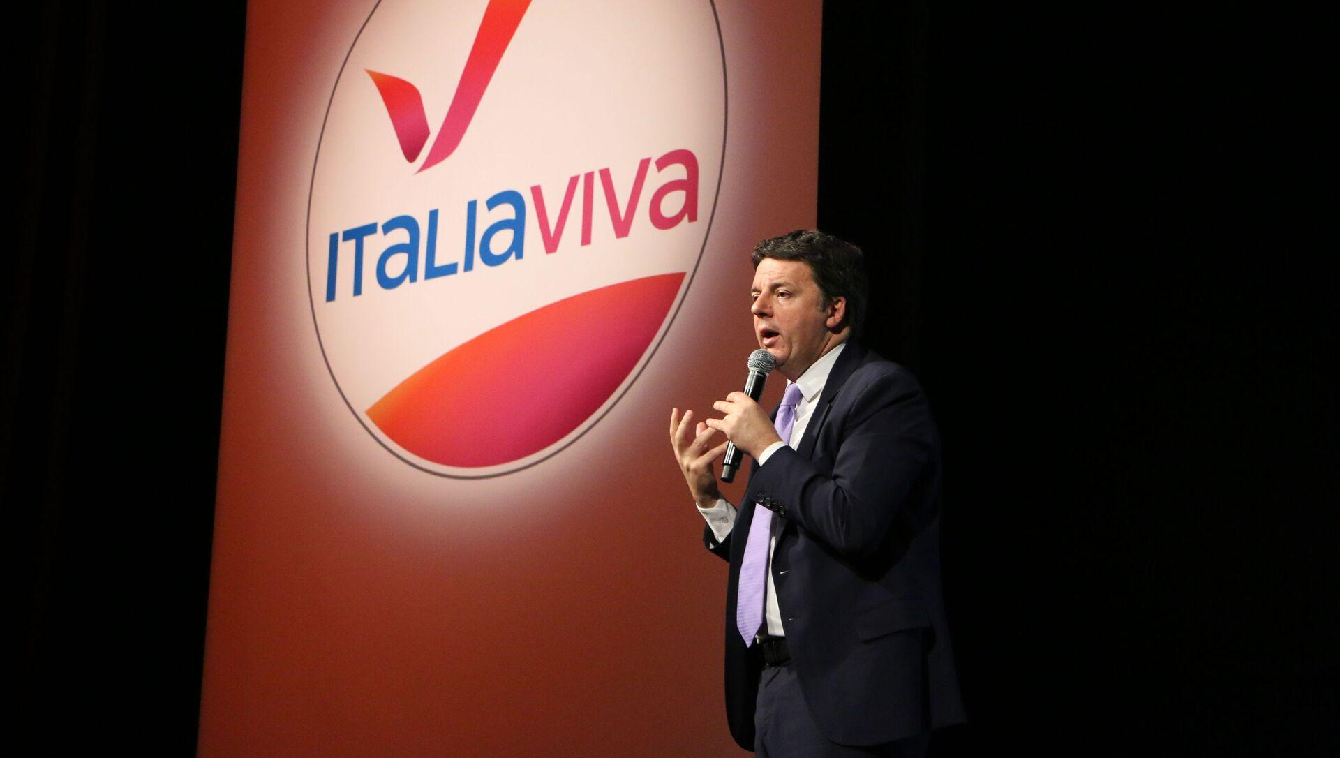 Matteo Renzi - Sputnik Italia, 1920, 21.04.2021