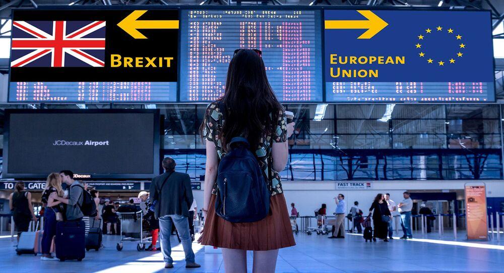 Britney alla Brexit - immagine metaforica