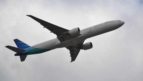 Un aereo Boeing della Garuda Indonesia - Sputnik Italia